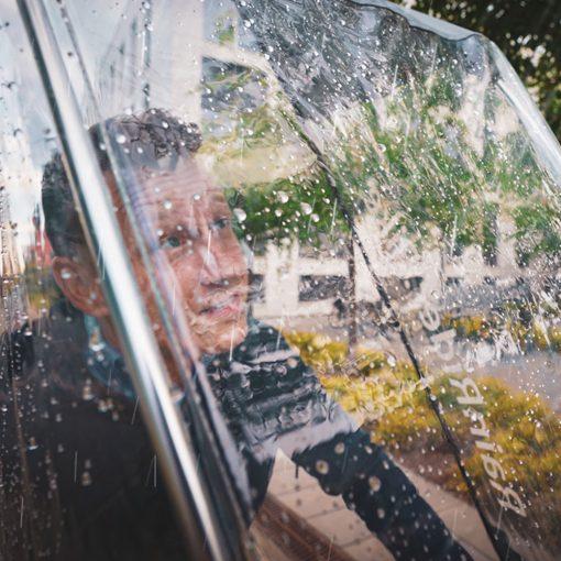 Rainrider Fahrrad-Regenschutzverkleidung